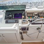 Daydreamer is a Hatteras Cockpit Motor Yacht Yacht For Sale in San Diego-40
