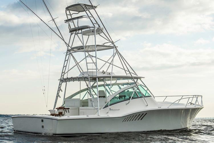 is a Albemarle 41 Express Yacht For Sale in San Diego-0