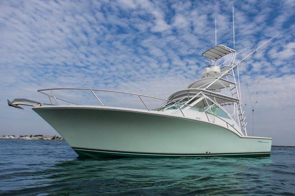 is a Albemarle 32 Express Yacht For Sale in San Diego-0