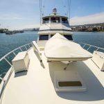 RUNS WILD is a Hatteras Enclosed Bridge Yacht For Sale in San Diego-6