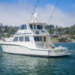 RUNS WILD is a Hatteras Enclosed Bridge Yacht For Sale in San Diego-4