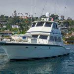 RUNS WILD is a Hatteras Enclosed Bridge Yacht For Sale in San Diego-5