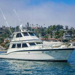 RUNS WILD is a Hatteras Enclosed Bridge Yacht For Sale in San Diego-1