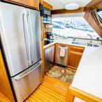 RUNS WILD is a Hatteras Enclosed Bridge Yacht For Sale in San Diego-16