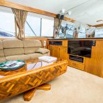 RUNS WILD is a Hatteras Enclosed Bridge Yacht For Sale in San Diego-13
