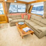 RUNS WILD is a Hatteras Enclosed Bridge Yacht For Sale in San Diego-9
