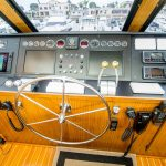 RUNS WILD is a Hatteras Enclosed Bridge Yacht For Sale in San Diego-25
