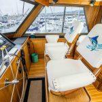 RUNS WILD is a Hatteras Enclosed Bridge Yacht For Sale in San Diego-28