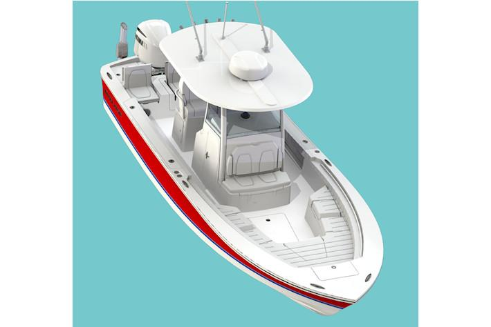 BRAND NEW MODEL is a Regulator 26XO Yacht For Sale in San Diego-0