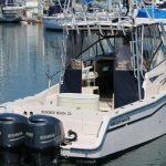 is a Grady-White Marlin 300 Yacht For Sale in Redondo Beach-5