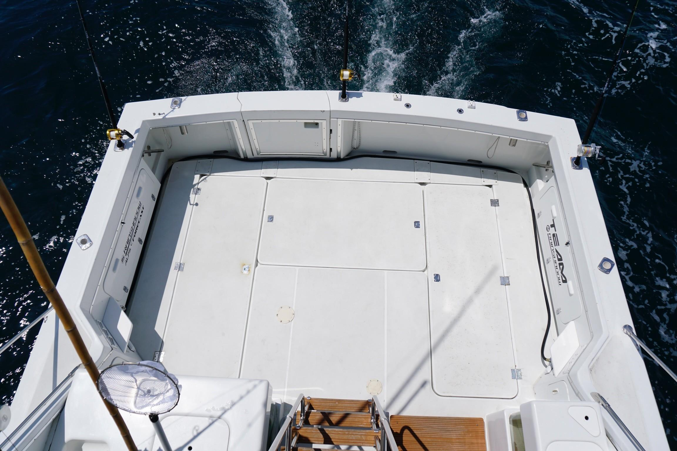 SAVVY is a Uniflite 48 Convertible Yacht For Sale in San Diego-0
