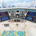 is a Hatteras 58 Convertible Yacht For Sale in Long Beach-8