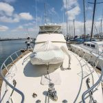 is a Hatteras 58 Convertible Yacht For Sale in Long Beach-36
