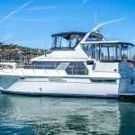 is a Carver 440 Aft Cabin Motor Yacht Yacht For Sale in San Diego-1