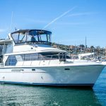 is a Carver 440 Aft Cabin Motor Yacht Yacht For Sale in San Diego-3