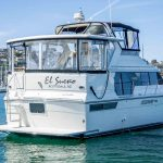is a Carver 440 Aft Cabin Motor Yacht Yacht For Sale in San Diego-4