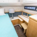is a Carver 440 Aft Cabin Motor Yacht Yacht For Sale in San Diego-19