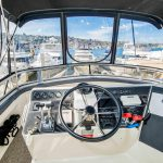 is a Carver 440 Aft Cabin Motor Yacht Yacht For Sale in San Diego-7