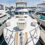 JOINT VENTURE is a Hatteras 46 FlyBridge Yacht For Sale in San Diego-5