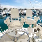JOINT VENTURE is a Hatteras 46 FlyBridge Yacht For Sale in San Diego-10