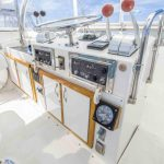 JOINT VENTURE is a Hatteras 46 FlyBridge Yacht For Sale in San Diego-12