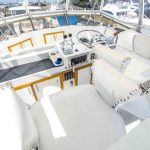 JOINT VENTURE is a Hatteras 46 FlyBridge Yacht For Sale in San Diego-13