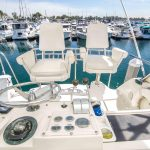 JOINT VENTURE is a Hatteras 46 FlyBridge Yacht For Sale in San Diego-11