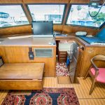 JOINT VENTURE is a Hatteras 46 FlyBridge Yacht For Sale in San Diego-17