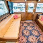 JOINT VENTURE is a Hatteras 46 FlyBridge Yacht For Sale in San Diego-20