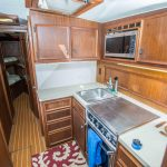 JOINT VENTURE is a Hatteras 46 FlyBridge Yacht For Sale in San Diego-23