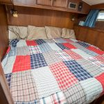 JOINT VENTURE is a Hatteras 46 FlyBridge Yacht For Sale in San Diego-24
