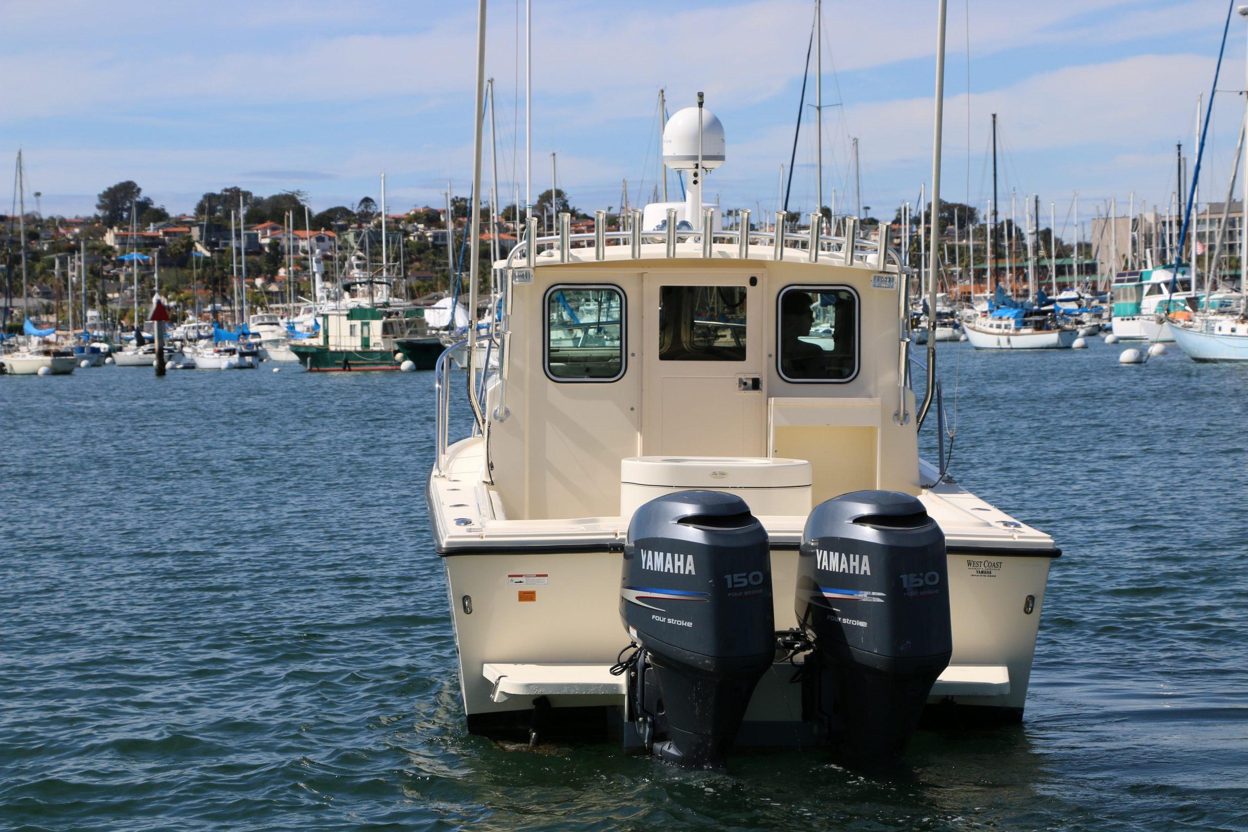 25 ft 2011 Parker 2520 XLD - Kusler Yachts