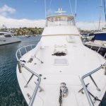 is a Viking Convertible Yacht For Sale in San Diego-5