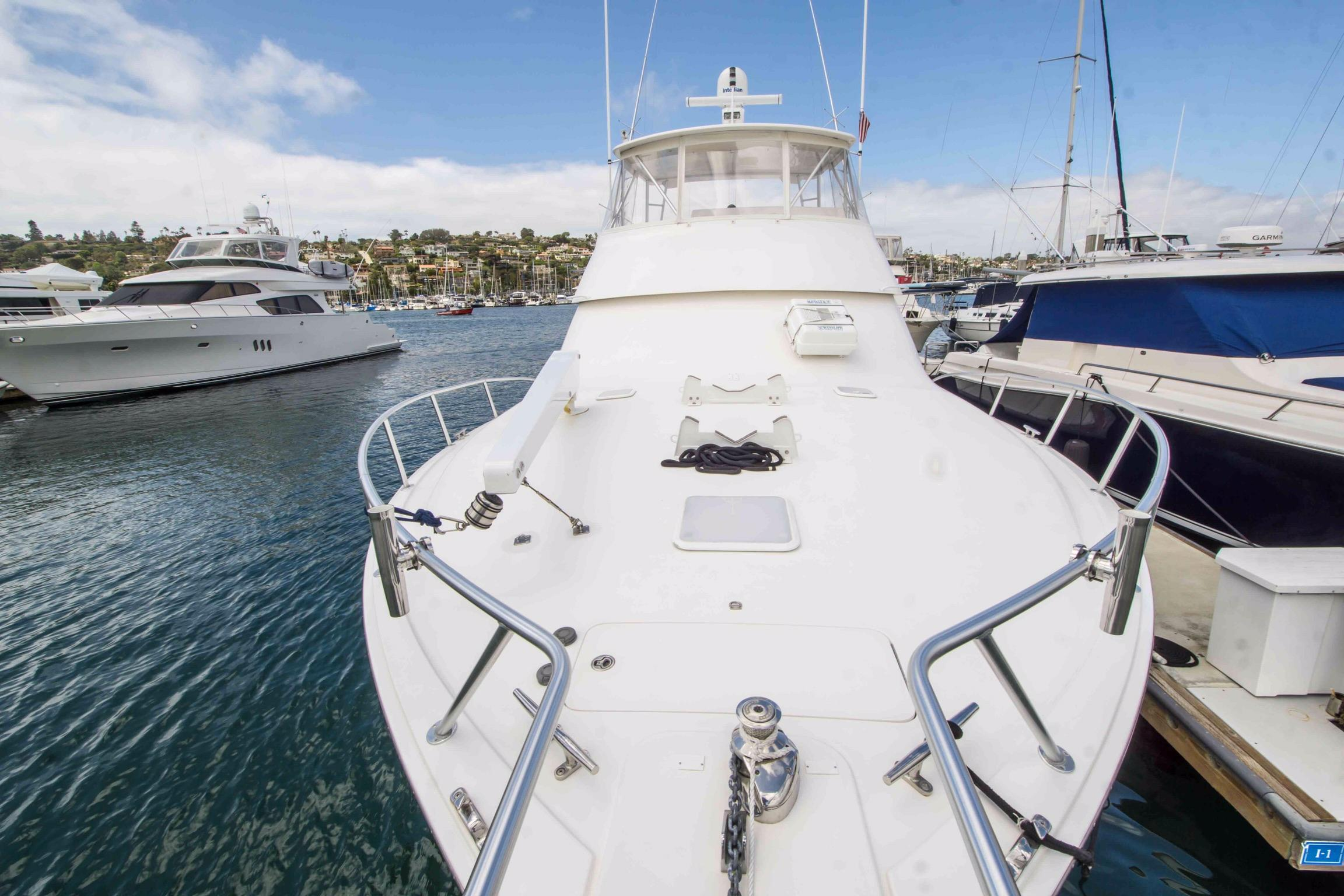 45 ft 2007 Viking Convertible - Kusler Yachts | San Diego