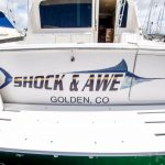 is a Viking Convertible Yacht For Sale in San Diego-7