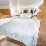 is a Viking Convertible Yacht For Sale in San Diego-12