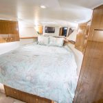is a Viking Convertible Yacht For Sale in San Diego-14