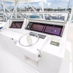 is a Viking Convertible Yacht For Sale in San Diego-16