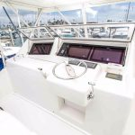 is a Viking Convertible Yacht For Sale in San Diego-17