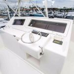 is a Viking Convertible Yacht For Sale in San Diego-18