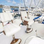 is a Viking Convertible Yacht For Sale in San Diego-20