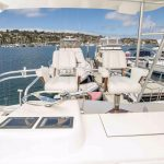 is a Viking Convertible Yacht For Sale in San Diego-21