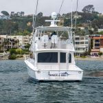 is a Viking Convertible Yacht For Sale in San Diego-35