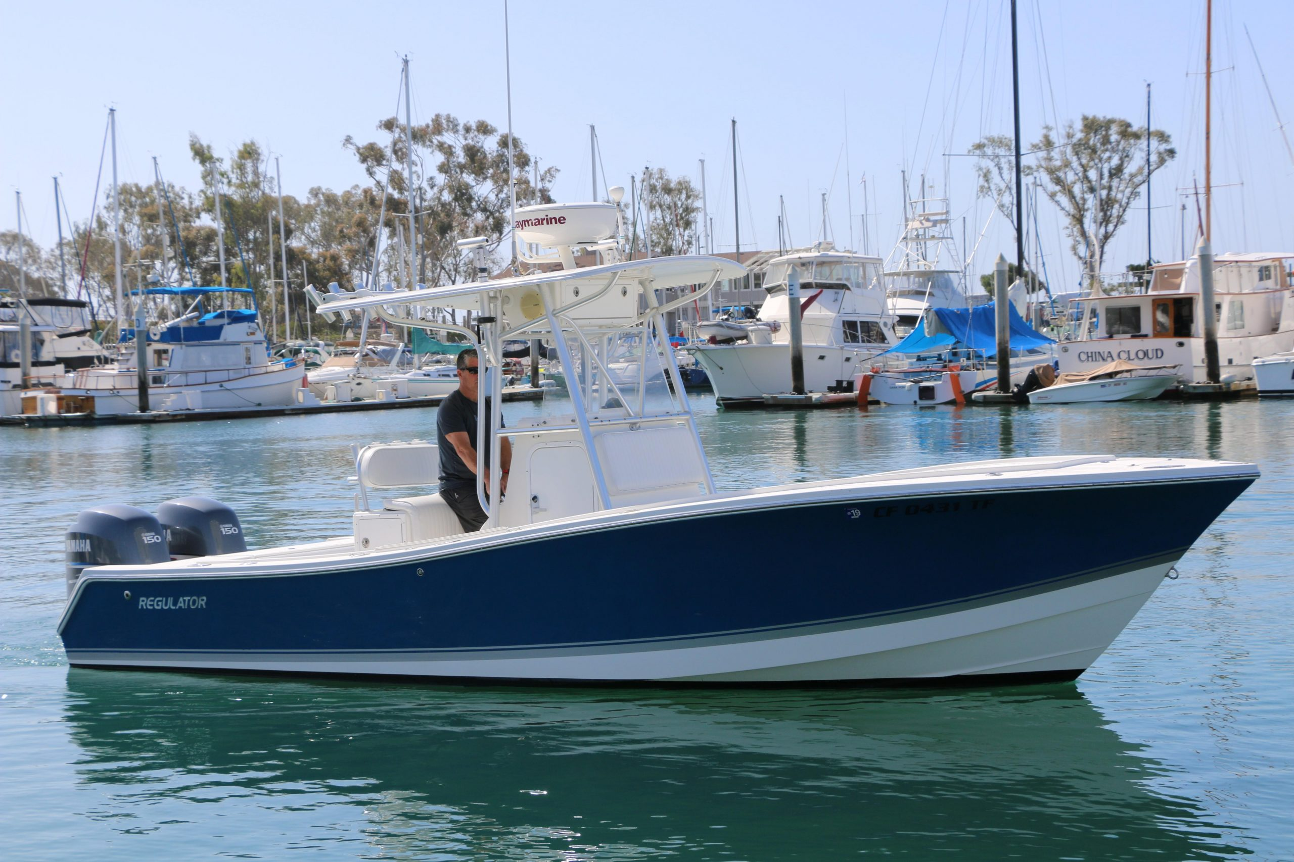 is a Regulator 24 Classic Yacht For Sale in Dana Point-0