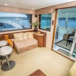 TAKE A CHANCE is a Hatteras Cockpit Motor Yacht Yacht For Sale in San Diego-12