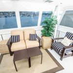 TAKE A CHANCE is a Hatteras Cockpit Motor Yacht Yacht For Sale in San Diego-9