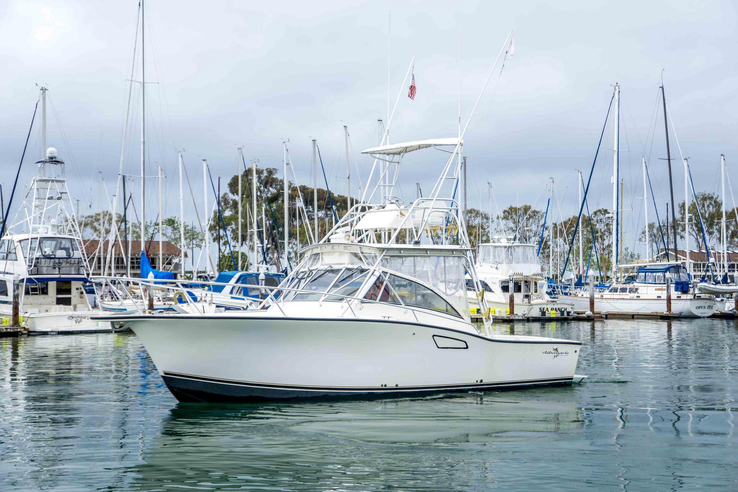 is a Albemarle 305 EXPRESS Yacht For Sale in Dana Point-0