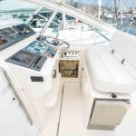 is a Cabo 35 Express Yacht For Sale in San Diego-7