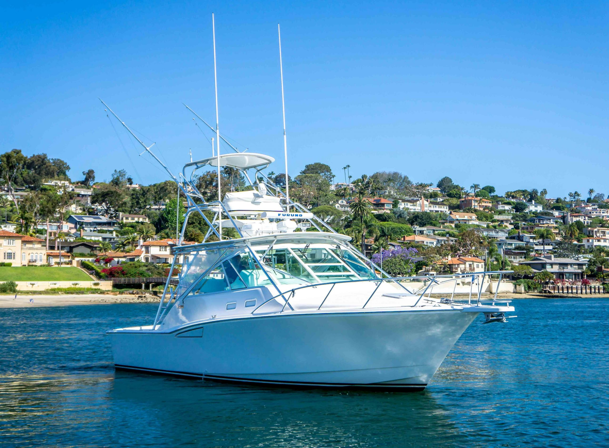 is a Cabo 35 Express Yacht For Sale in San Diego-0