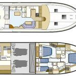 is a Bertram 510 Convertible Yacht For Sale in San Diego-2